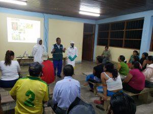 Ucayali: Agricultores capacitados en uso responsable de plaguicidas