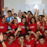 Ucayali: Jóvenes productivos recibieron a Viceministro de Promoción del Empleo
