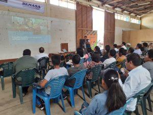 'Satipo Exporta' congregó a productores de café y cítricos de la región Junín