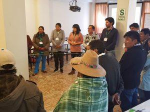 19 organizaciones agrarias de Puno fortalecen gestión con ejecución de planes de negocios