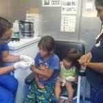 120 mil atenciones y 4 nacimientos a bordo de PIAS y buques auxiliares en Loreto y Ucayali