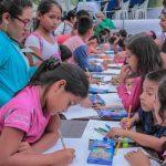 Acción comunitaria por la infancia congregó a más de 2000 pobladores del valle del Monzón