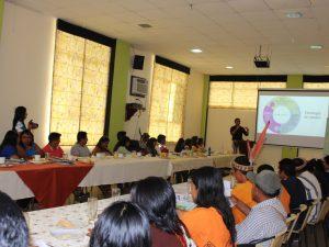 Buscan reducir violencia sexual y embarazo adolescente en Satipo