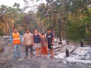 Entregan ayuda humanitaria para damnificados en Ucayali