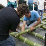 Culminan actividades por la Semana del bambú
