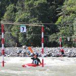 Culminó el 1er Campeonato Nacional de Canotaje – Slalom, Monzón River Fest 2019