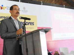 Currículo escolar de San Martín tendrá enfoque ético y productivo
