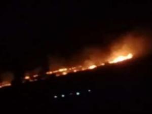 Cusco: Dos incendios forestales fueron extinguidos