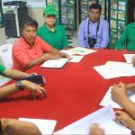 Delegación de Devida visita dos distritos huanuqueños
