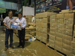 Exportan café orgánico de alto puntaje de Chanchamayo hacia Francia