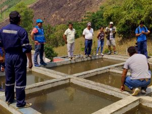 Sunass monitoreó sistema de agua y alcantarillado en el Vraem