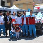 Ayacucho: 240 mil pobladores se beneficiarán con nueva ambulancia SAMU