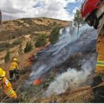 GORE Cusco entregará herramientas para combatir incendios forestales