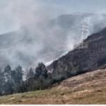 Extinguen cuatro incendios forestales