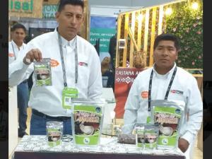 Copoazú de la región Madre de Dios se luce en Expoalimentaria 2019