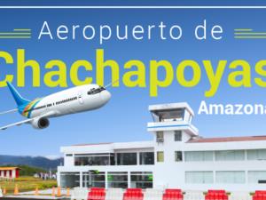 Plan maestro del nuevo aeropuerto de Chachapoyas estará listo en octubre de 2019