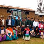 Organizaciones productoras de palta, quinua, cacao, café, granada y espárragos en Expoalimentaria 2019