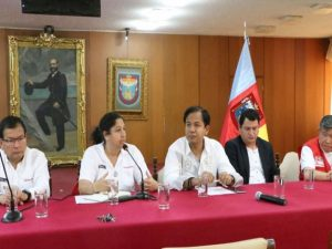 "Ministra Muñoz: ""Diálogo debe primar para solución definitiva sobre obras en Piura»"