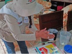 Minsa trabaja para frenar expansión del dengue en Loreto