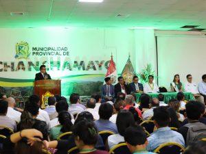 Impulsarán uso del bambú en las regiones para el desarrollo sostenible nacional