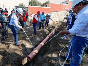 Ica: Nuevo pozo subterráneo dotará de más horas de agua de calidad a más de 40 mil peruanos