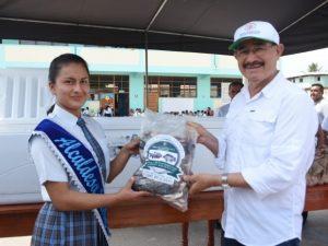 Implementan programa de alimentación complementaria en San Martín