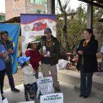 Junín: Dan equipamiento e insumos a 69 asociaciones de productores