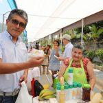 Junín: Productores presentan novedosos derivados del plátano
