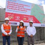 Loreto: Ministra Jara anunció ejecución de vía que unirá Indiana y Mazán