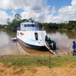 Loreto: Senasa prepara el tercer viaje de la embarcación Jantu 2019