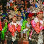Más de mil personas asisten al Primer Festidanza en Tocache