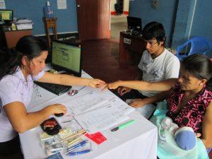 Registro civil bilingüe se extiende en Loreto