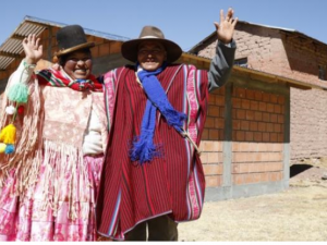 Viviendas Sumaq Wasi para enfrentar heladas fueron entregadas en Puno