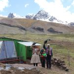 "Cusco: Acondicionan 918 ""casitas calientes"" para afrontar heladas"