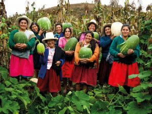 Promoviendo la equidad de género y la participación de la juventud rural en el sector agrario
