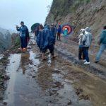 Cusco: Lluvias bloquean cuatro tramos de carretera Tahuantinuyo Lobo – Kimbiri