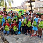 Vraem: Escolares realizan festival de teatro sobre el cuidado del medio ambiente
