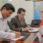 Vraem: Devida invertirá S/ 9 millones para la mejora de caminos vecinales