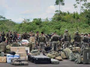 Amazonas: Realizan operativo contra minería ilegal en El Cenepa