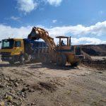 Ayacucho: Prosigue mantenimiento de carretera en la provincia de Lucanas