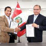 Cusco: Firman convenio para construcción de Centro de Salud en Chumbivilcas