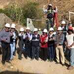 Arequipa: Senamhi realizó taller sobre lluvias y sequías