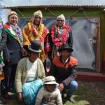 Puno: Inauguran más de 200 casas para afrontar heladas en Huayrapata