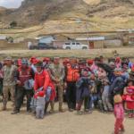 Entregan ayuda humanitaria a familias vulnerables de Ayacucho