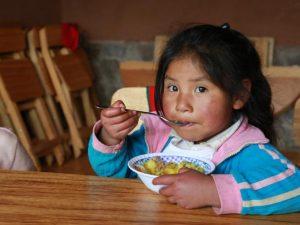 Caso de gemelos cusqueños ilustra éxito peruano en reducción de la desnutrición crónica infantil