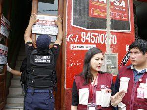 Chachapoyas: Realizan operativo de fiscalización a prestadores de servicios turísticos