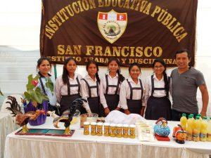 Estudiantes expondrán 30 líneas de econegocios en Huamanga