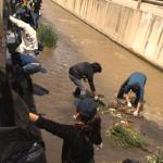 Extraen más de diez toneladas de residuos sólidos del cauce de tres ríos en Tarma