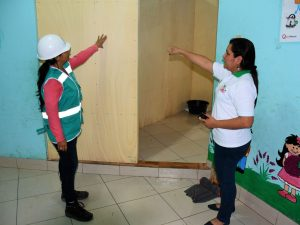 Remodelan infraestructura de aldea infantil en Tarapoto
