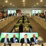 Ministro Montenegro planteó considerar al comercio ilegal de vida silvestre como crimen organizado